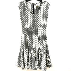 Taylor Women's Fit & Flare Career Dress